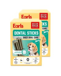 Minty Dental Sticks 56 Pack