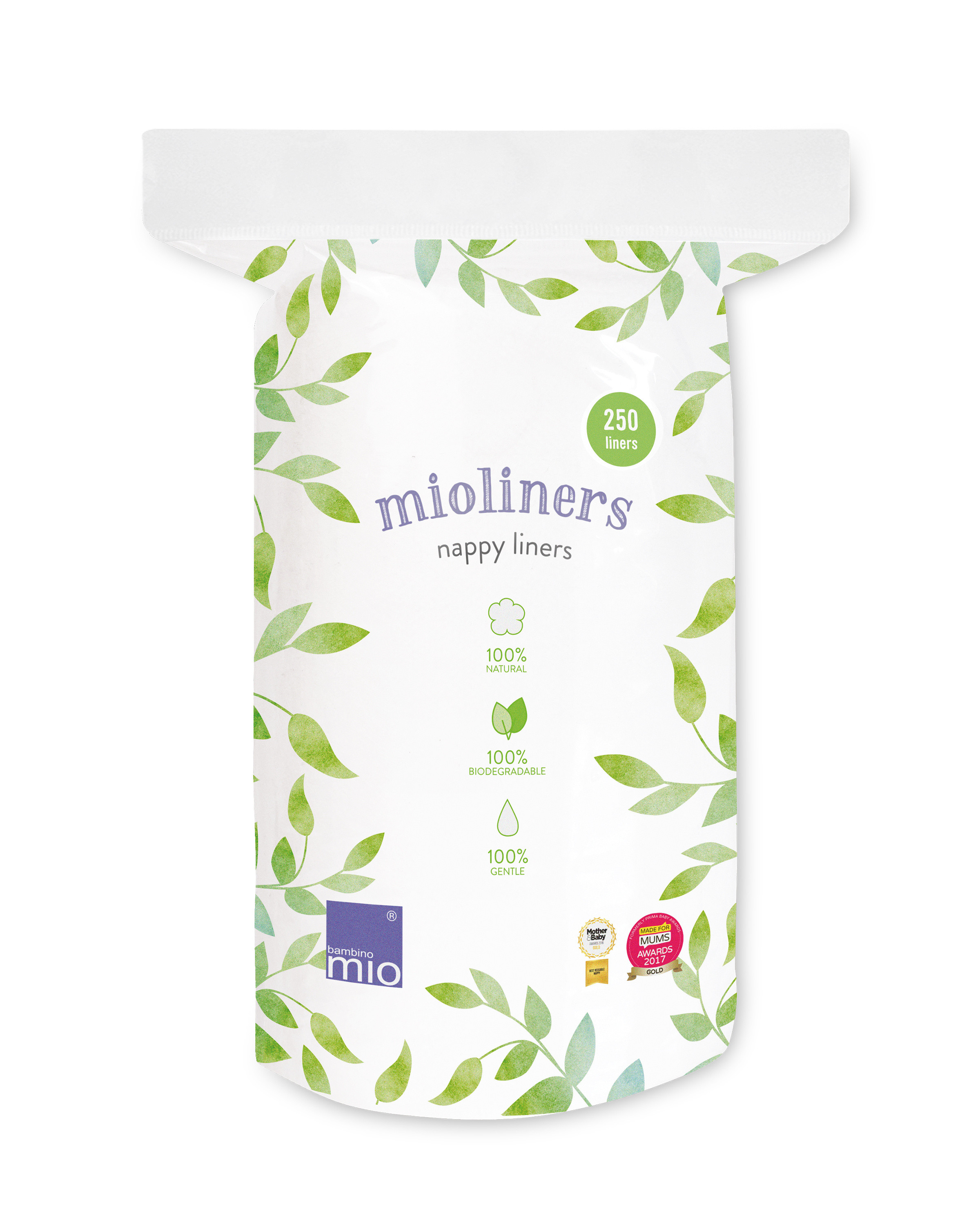 Mio Nappy Liners 250 Pack - ALDI UK