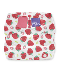 Miosolo Strawberry All In One Nappy