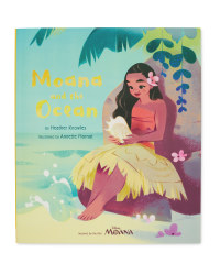 Moana And The Ocean Picture Book