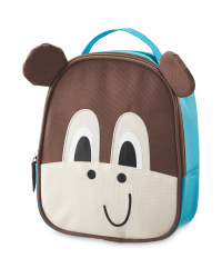 Monkey Character Shape Lunch bag