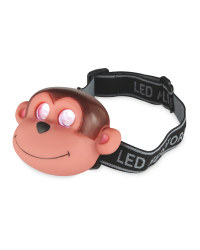 Monkey Kids' Camping Head Torch