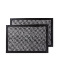 Moscow Utility Mats 2-Pack - Grey