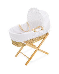 Bear Moses Basket With Stand