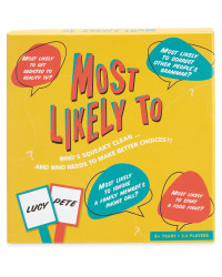 Most Likely To…Family Game