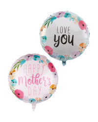 Mother's Day Jumbo Balloons 2 Pack