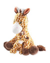 Plush Giraffe Soft Toy