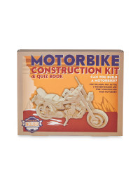 Motorbike Construction Set
