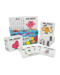 Mr Men Complete Book Collection