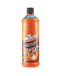 Mr Muscle Sink and Drain Gel