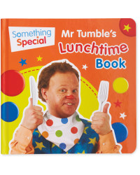 Mr Tumble's Lunchtime Board Book