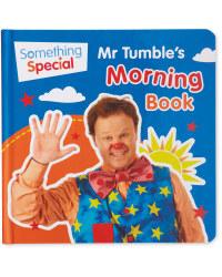 Mr Tumble's Morning Board Book