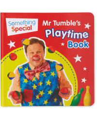 Mr Tumble's Playtime Board Book
