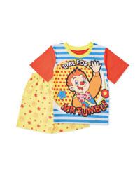 Mr Tumble Toddler Pyjamas