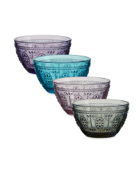 Desert Bowls 4 Pack - Multi Coloured