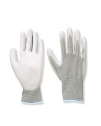 Multi-Purpose Gloves Twin Pack - Grey