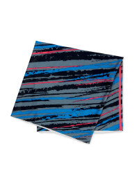 Multi Sports Thermal Neck Warmer - Blue / Pink