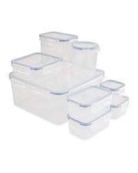 Kirkton House Multi Storage 8 Pack - Blue