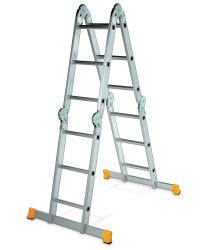 Multi-functional Aluminium Ladder