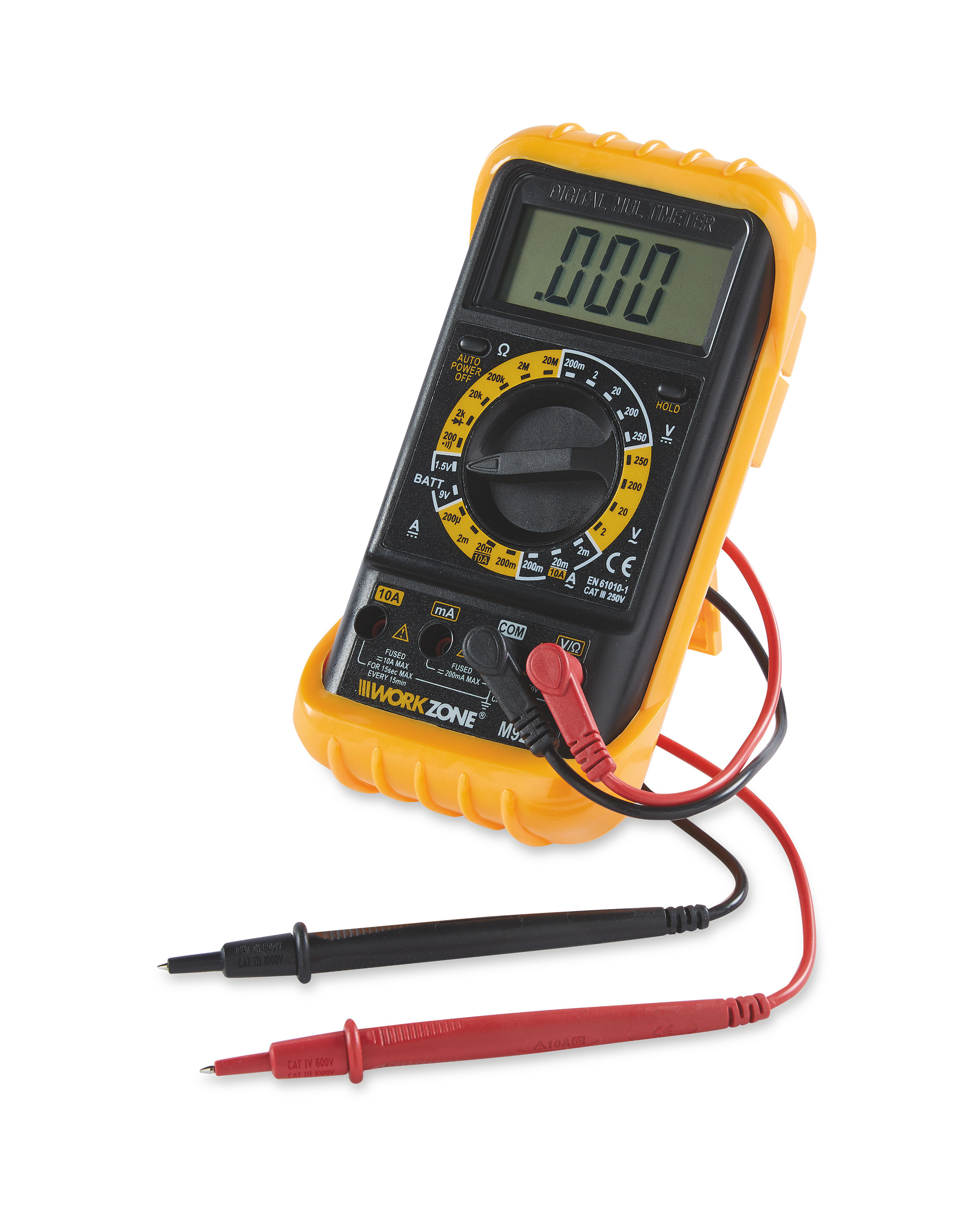 Workzone Multimeter - ALDI UK