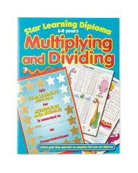 Multiplying & Dividing Diploma (6-8)