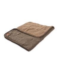 Mushroom Cosy Pet Blanket