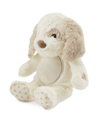 Little Town Musical Dog Plush Toy