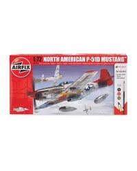 Mustang Plane Model Starter Set