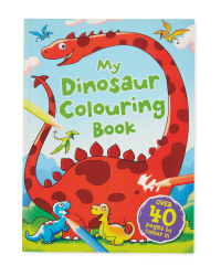 My Dinosaur Colouring Book