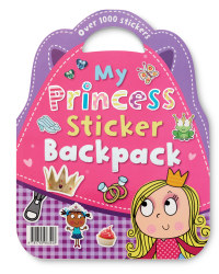 My Princess Sticker & Activity Pack
