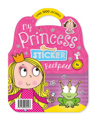 My Princess Sticker Carry Pack