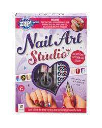 Nail Art Zap Activity Set