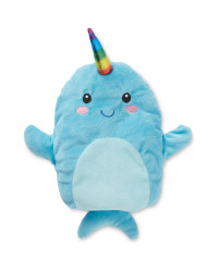Narwhal Hand Puppet
