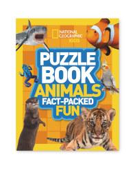 National Geographic Kids Animal Book
