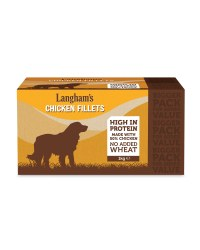 Natural Chicken Dog Treats