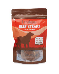 Dog Treats Natural - Beef Steaks