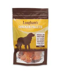Natural Dog Treats - Chicken Fillets