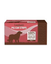 Natural Pig Ear Strips