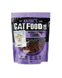Nature's Cat Food Co. Dry Turkey