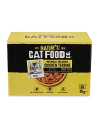 Nature's Cat Food Co. Wet Chicken