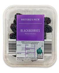 Nature's Pick Blackberries 150g