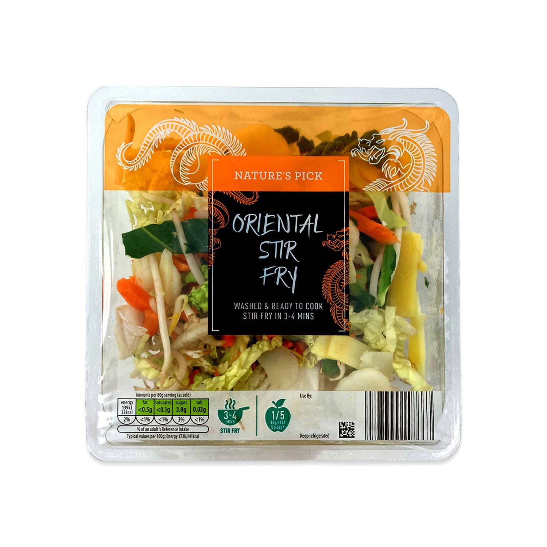 Nature's Pick Oriental Stir Fry 300g