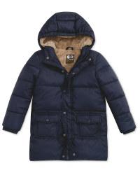 Navy Children's Winter Jacket