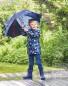 Lily  & Dan Navy Raincoat