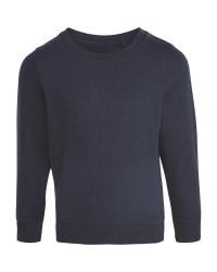 Children's Navy Sweatshirt