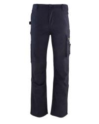 "Navy Workwear Trousers 31"" Leg"