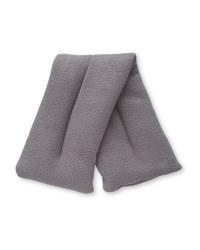 Heated Neck Wrap - Grey