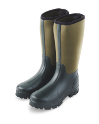 Neoprene Boots - Green