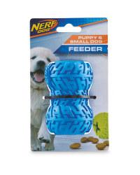Nerf Blue Tyre Feeder Dog Toy