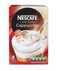 Nescafé Cappuccino Original Sachets